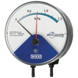 Манометр дифференциального давления Модель A2G-10, air2guide P