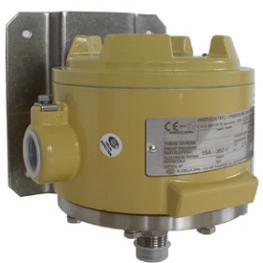 Мембранный переключатель давления, для низкого давления, взрывозащита EEx-d, IP 65, модель MAB