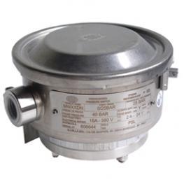 Мембранный переключатель давления, модель MW1