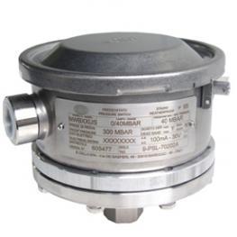 Мембранный переключатель давления, для низкого давления, IP 65, модель MWB
