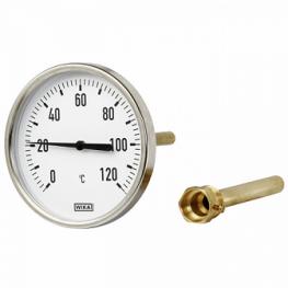 Биметаллический термометр, модель 50