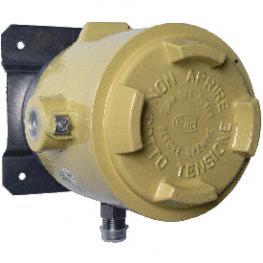 Переключатель давления с трубкой Бурдона, взрывозащита EEx-d, IP 65 модель BAX