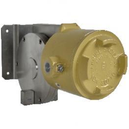 Переключатель дифференциального давления, высокая мощность переключения, взрывозащита EEx-d, IP 65, модель DA