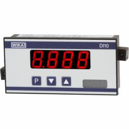Цифровой индикатор для монтажа в панель Модель DI10