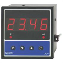 Цифровой индикатор для установки в панель Размеры 96 x 96 x 71 мм Модель DI30