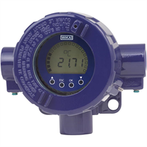 Цифровой индикатор для токовой петли 4 ... 20 mA с протоколом HART ® Модель DIH50-F