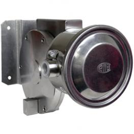 Переключатель дифференциального давления, высокая мощность переключения, IP 65, модель DW