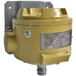 Мембранный переключатель давления, взрывозащита EEx-d, IP 65, модель MA1