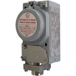 Компактный переключатель давления, для высокого давления, взрывозащита EEx-d, IP 65 модель PCA_HP