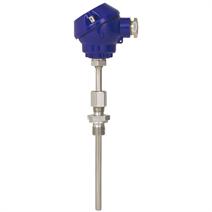 Термометр сопротивления резьбовой, с компактной соединительной головкой, Модель TR10-D